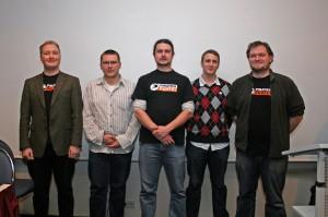 Neuer Vorstand des BezV Unterfranken