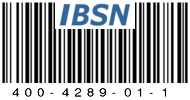 IBSN: Internet Blog Serial Number 400-4289-01-1