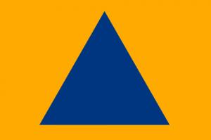 Internationales Zivilschutzzeichen