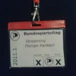 Namensschild Bundesparteitag 2011.1