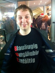 """Die gehassten """"Bayerischen BGE T-Shirts"""""""