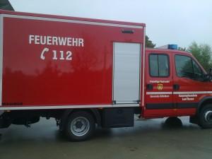 Gerätewagen Information und Kommunikation