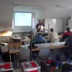 Foto Unterrichtsraum