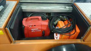 Stromerzeuger in MA-2