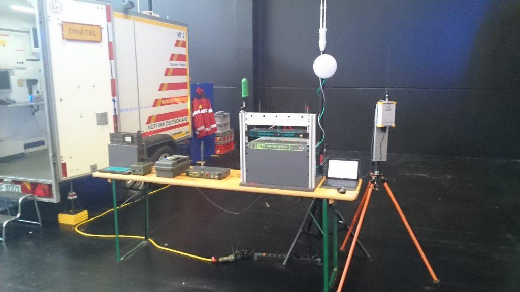 Infostand - Technik Ausstellung