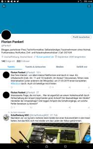 Screenshot Twitter Internet-Blackout
